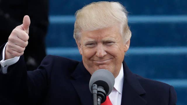 Trump: From this day forward it's going to be America first