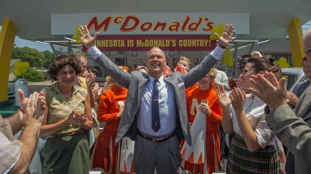 McDonald's biopic 'The Founder' is 'Certified Fresh'