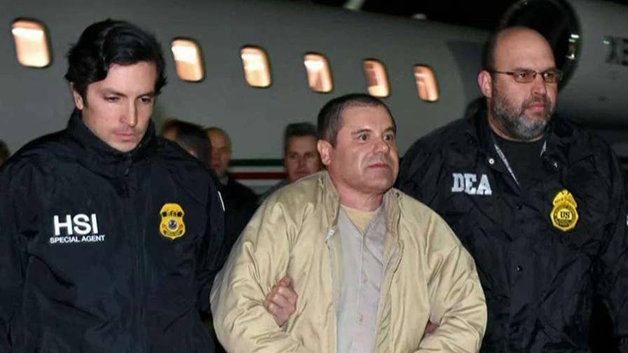 Bryan Llenas reports on the extradition of the notorious drug lord