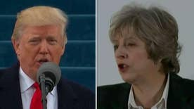 Amb. John Bolton on British Prime Minister Theresa May's upcoming White House meeting