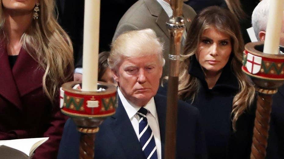 Can President Trump keep faith-based voters happy?
