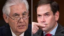 Filling Trump's Cabinet: Sen. Rubio to support Rex Tillerson