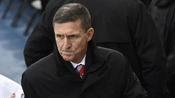 Review finds no wrongdoing in Flynn's talks with Russian ambassador; broader probe ongoing