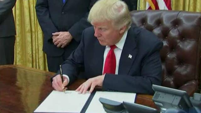 Breaking down Trump's agenda for the first 100 days