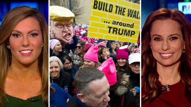 Roginsky, Boothe debate validity of women protesting Trump