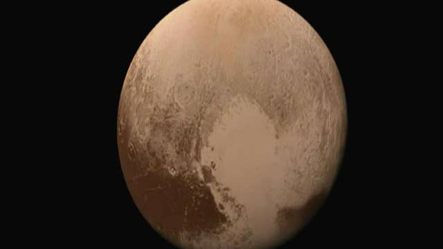 NASA releases video with never-before-seen images of Pluto