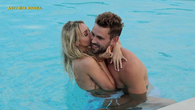 Is 'The Bachelor' all about sex now?