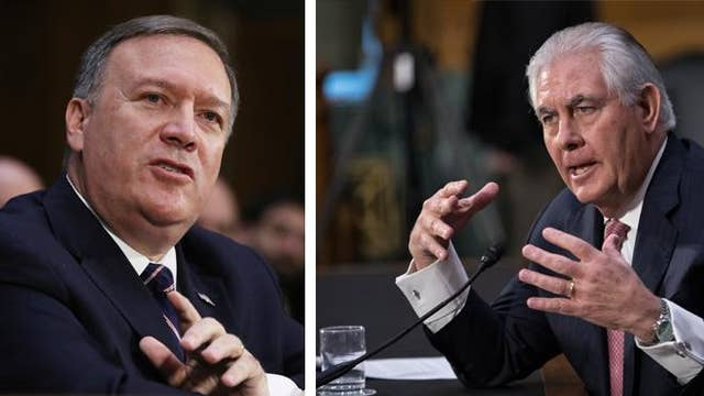What to expect from Pompeo and Tillerson senate votes