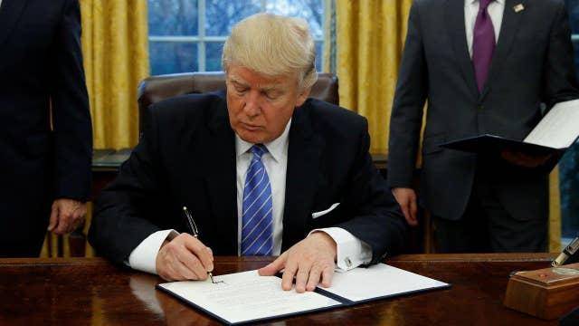 ObamaCare architect on President Trump's executive order