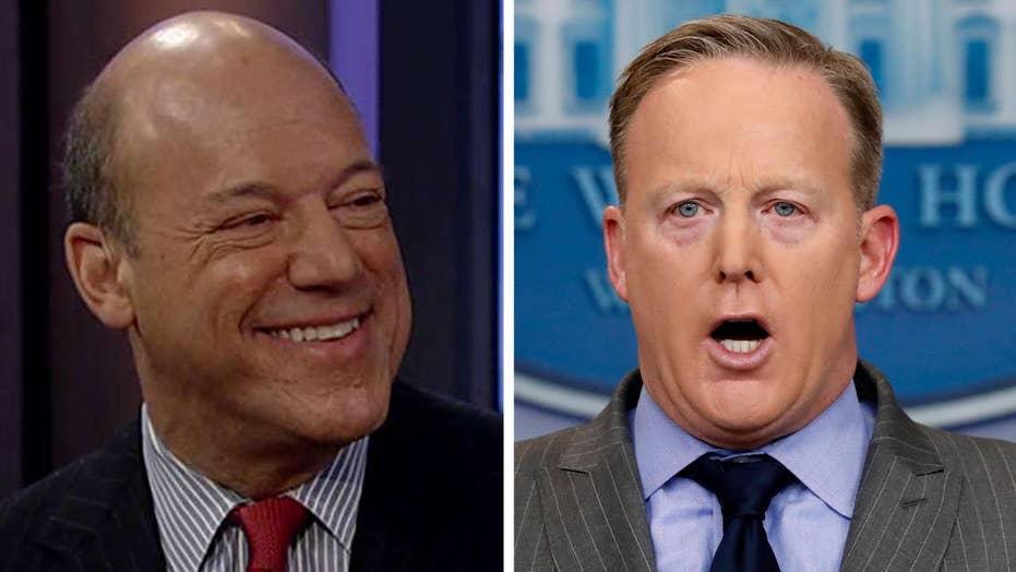 Ari Fleischer shares advice for Sean Spicer