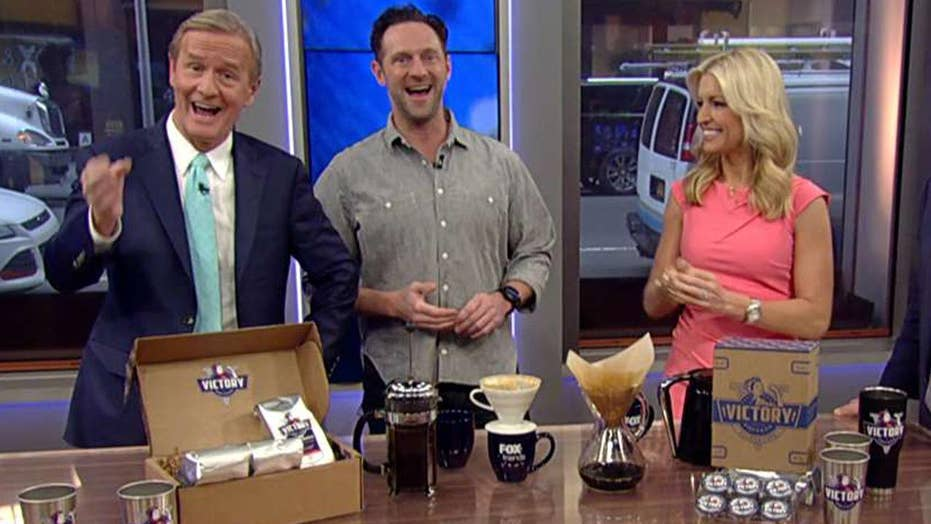 Former Navy SEAL launches coffee company