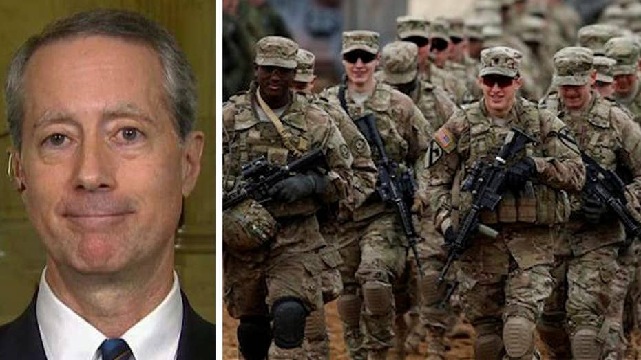 Rep. Thornberry on making America's military great again