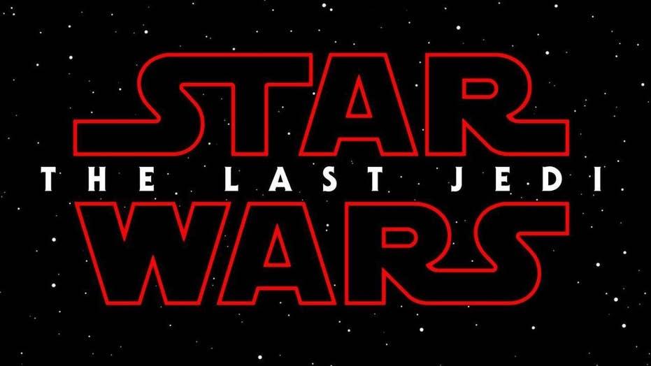 'Star Wars: VIII' gets a name
