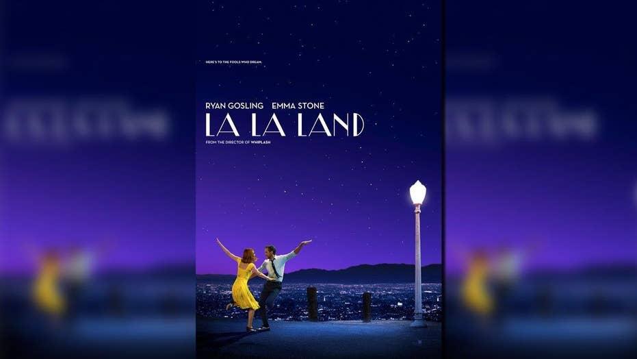 'La La Land' leads with 14 Oscar nominations