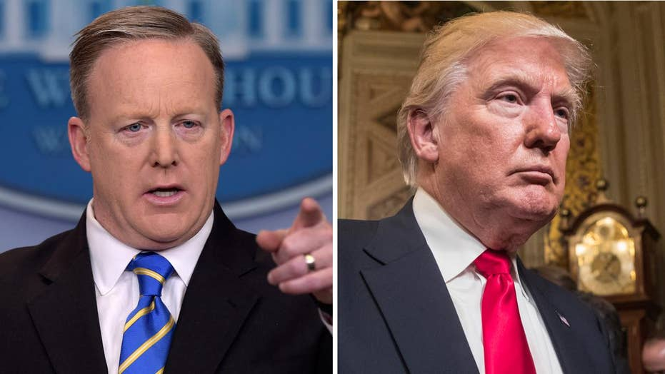 Spicer: Trump believes millions voted illegally in election