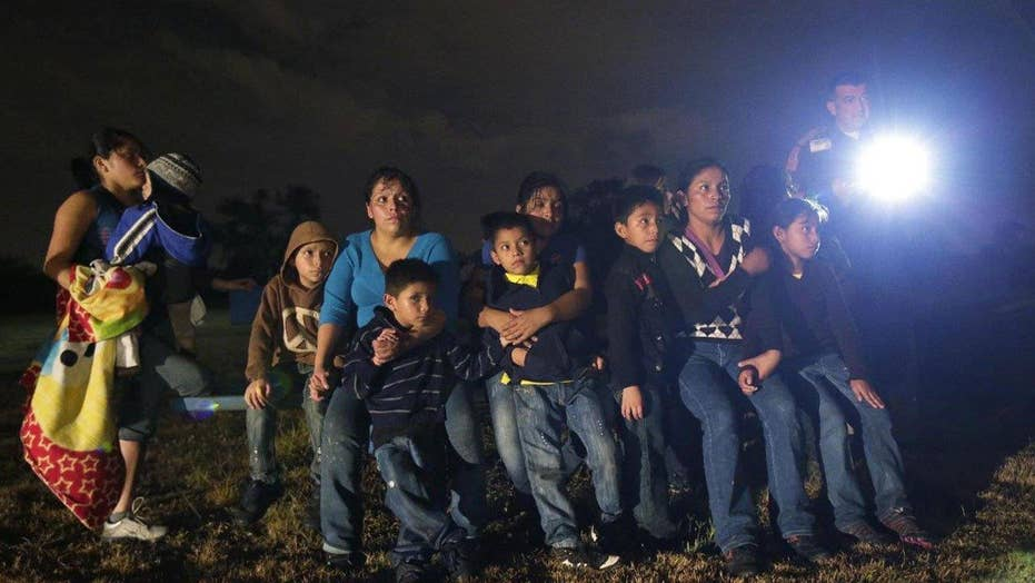 Proposed law seeks to punish countries for criminal illegals