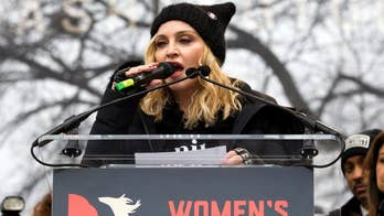 Fox411 Breaktime: Hits 105 has taken Madonna off the air for her 'un-American sentiments'