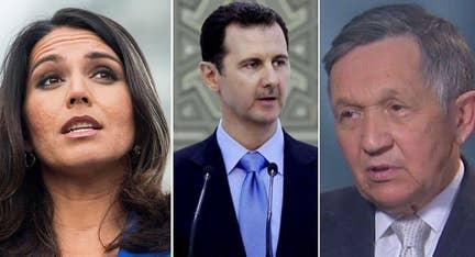 Democrats turn on Gabbard amid Syria stance