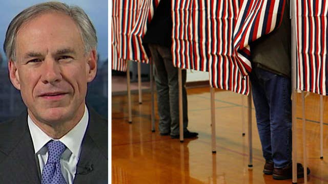 Gov. Greg Abbott: Voter fraud is real, it must be stopped