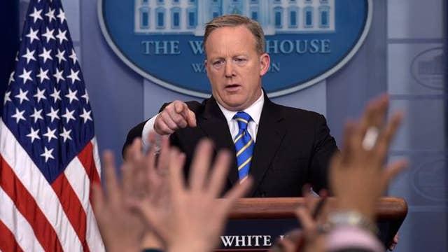 Media too hard on Spicer?