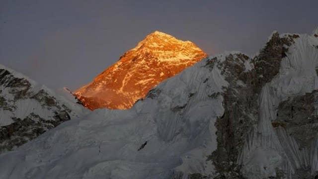 Has Everest really shrunk?