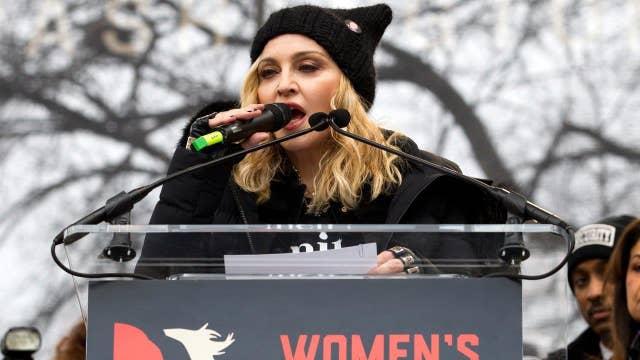 Texas radio station bans Madonna