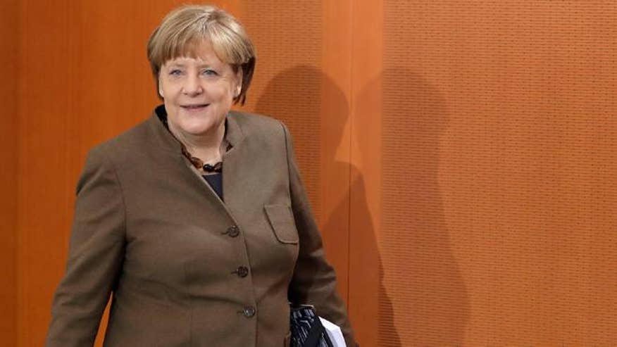 Strategy Room: Joe Lestingi and Charmaine Yoest discuss how German Chancellor Angela Merkel is reportedly less than happy with President Trump and his new tone