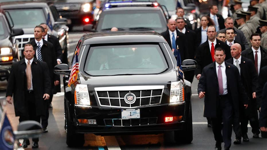 Secret Service agent wouldn't 'take a bullet' for Trump