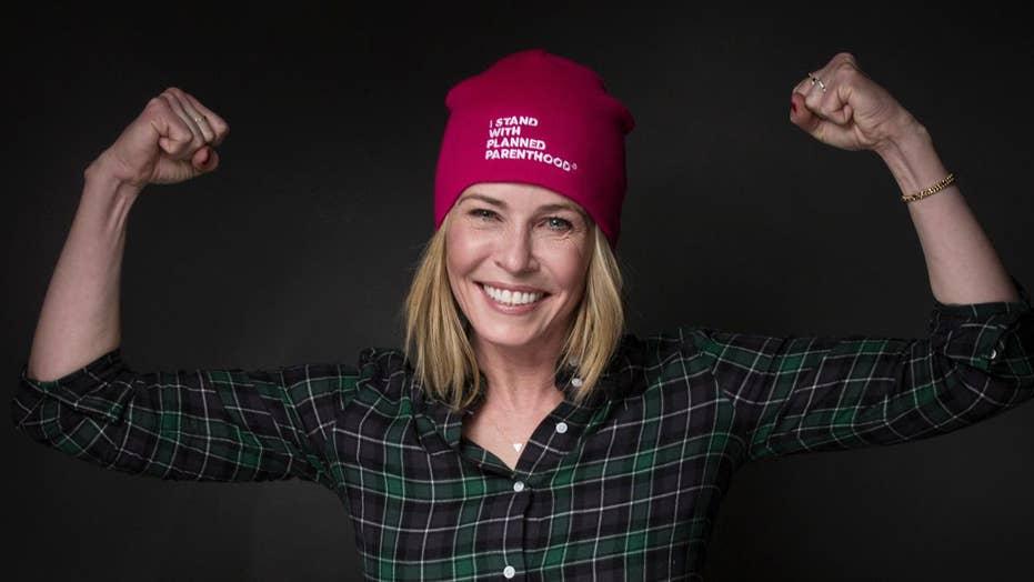 Chelsea Handler: Melania Trump barely speaks English
