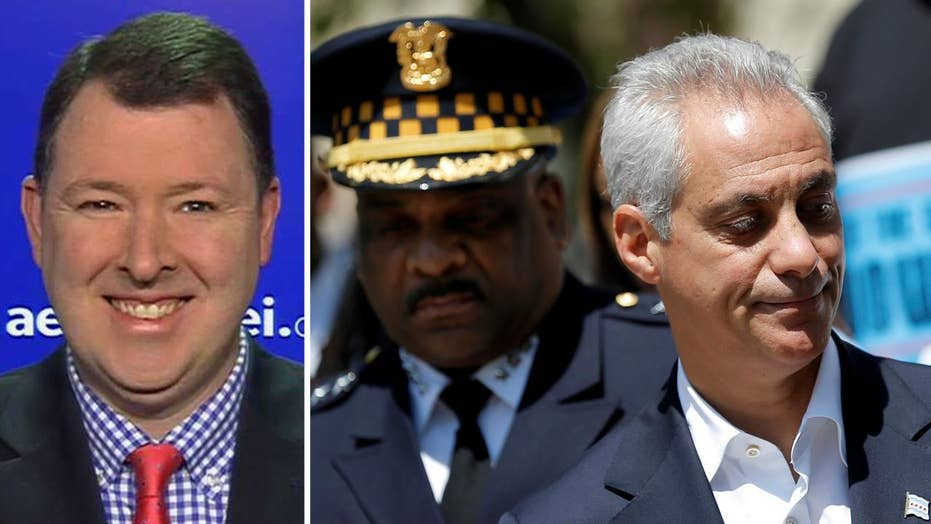 Marc Thiessen on Trump's threat to send feds to Chicago