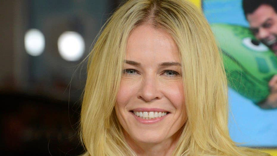 Why is Chelsea Handler picking on Melania Trump?