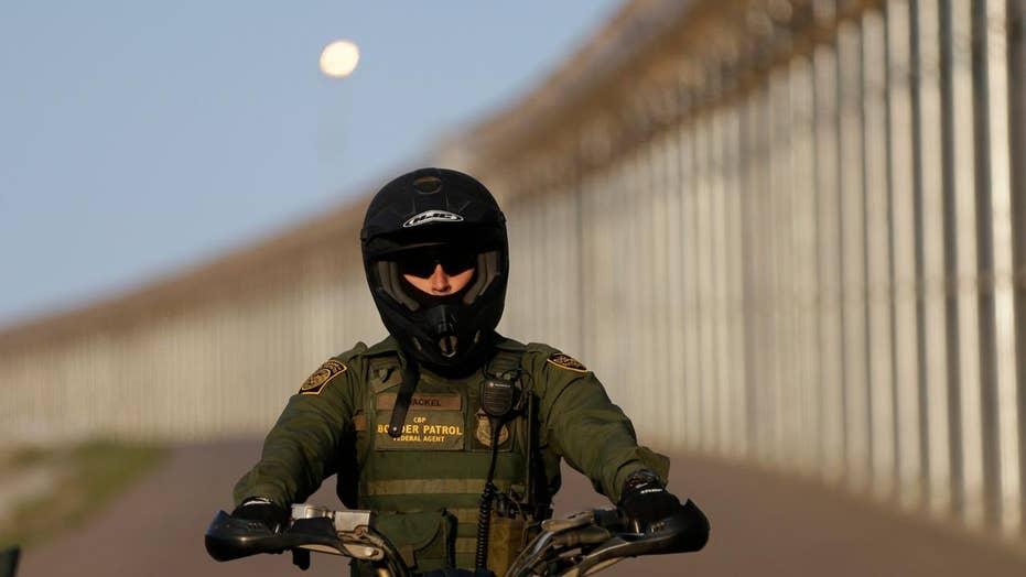 Border agents respond to President Trump's immigration plan