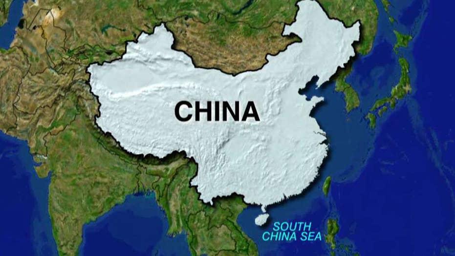China rebukes White House over South China Sea