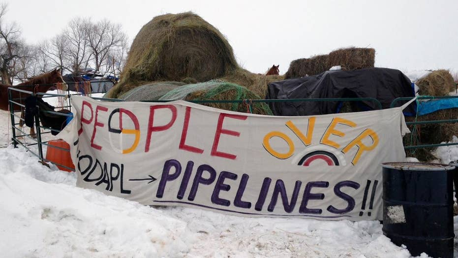 Environmentalists prepare to restart oil pipeline opposition