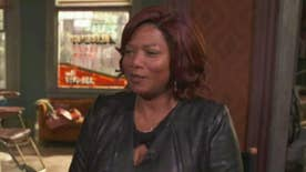 Michael Tammero sits down with Queen Latifah