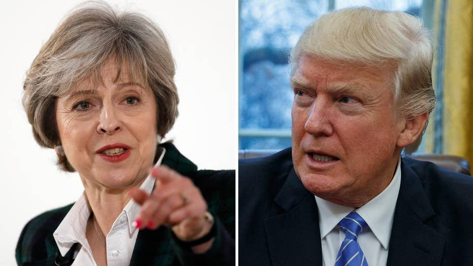 Will Trump revitalize the 'special relationship' with UK?