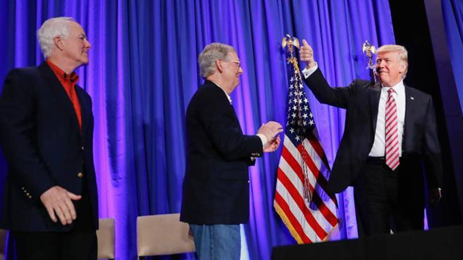 What could be on the GOP retreat agenda?