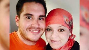 Kayla Gaytan battles cancer while preparing to raise quadruplets