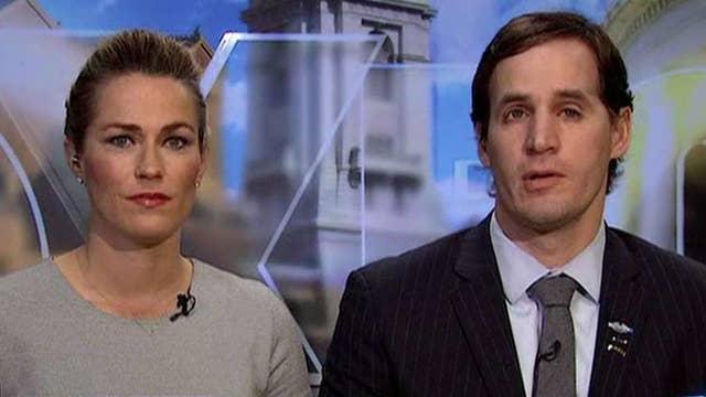 Fox Flash: Military family speaks at GOP retreat