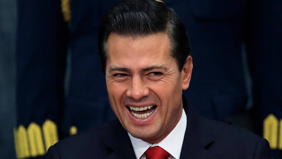 Does the US have a diplomatic crisis with Mexico?