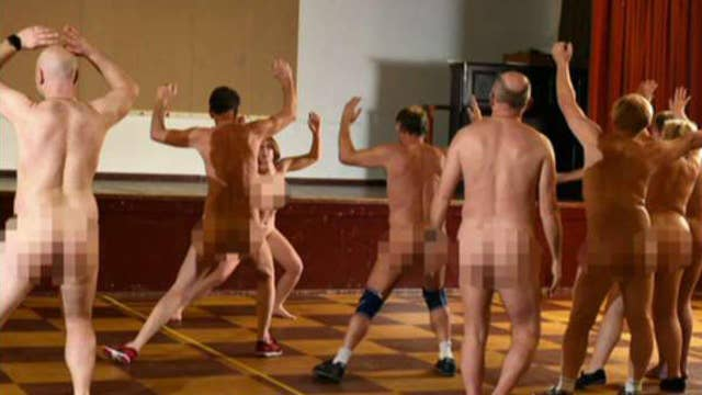 Could nude exercise classes catch on in the US?