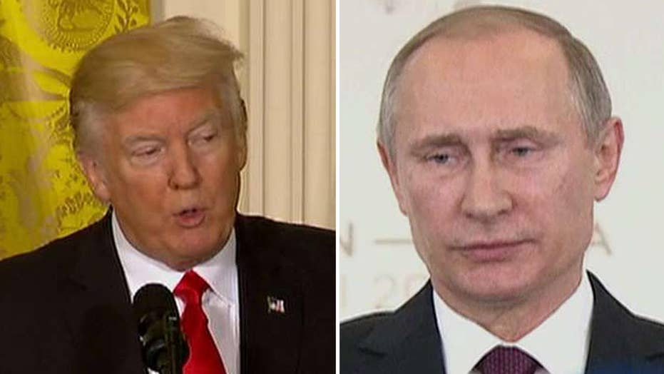 Trump expected to hold conversations with Putin