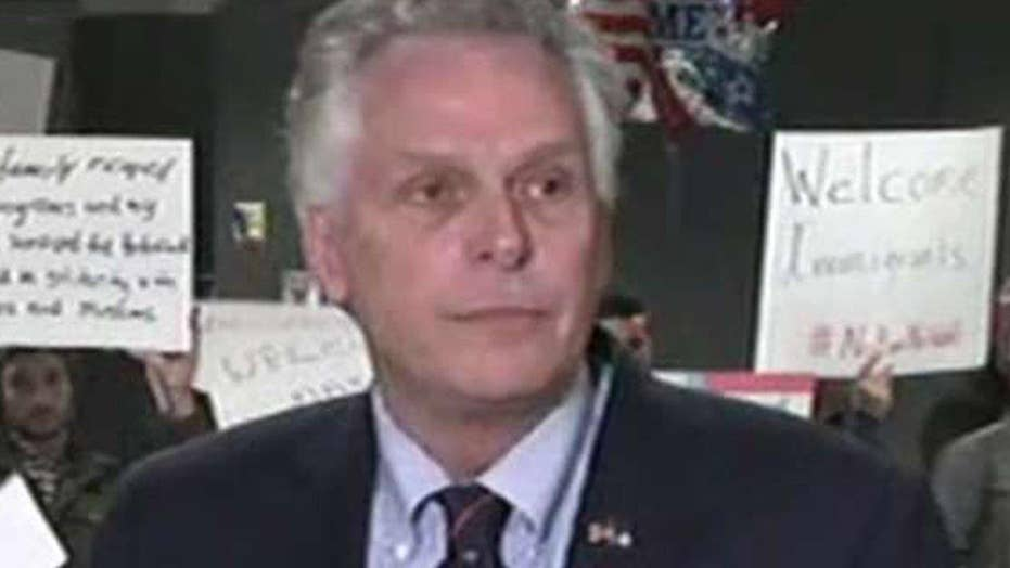 Gov. McAuliffe: Virginia is open and welcoming to everybody
