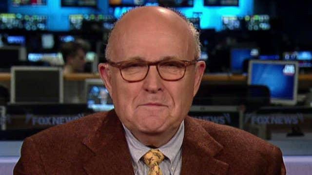 Giuliani: Immigration ban is based on danger, not religion