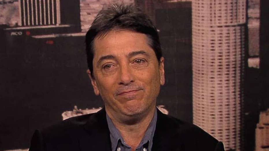 Scott Baio talks being attacked over his support for Trump