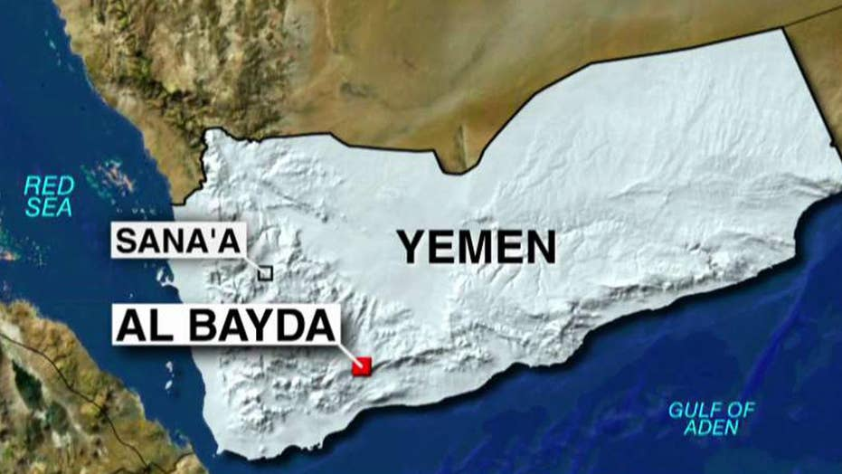 Officials: US service member killed in Yemen raid