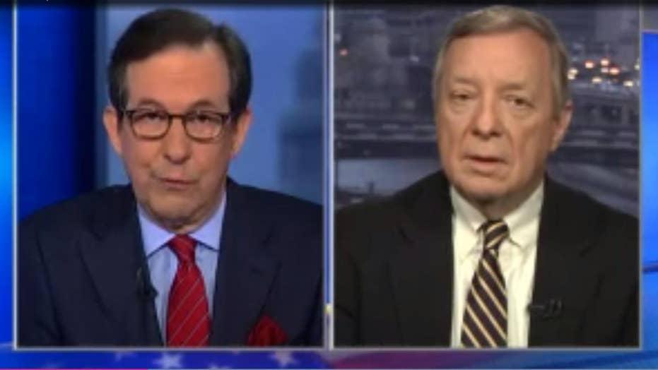 Sen. Durbin Fox News Sunday