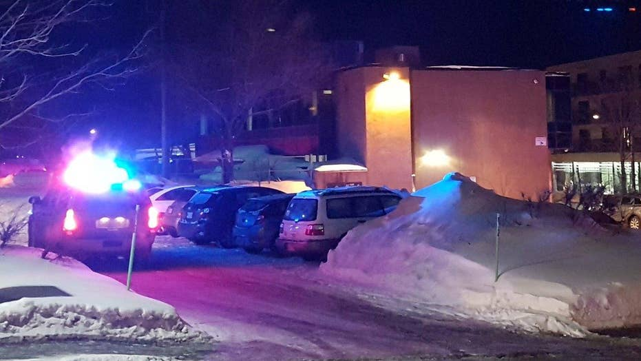 Five dead in Quebec City mosque shooting