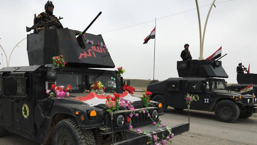 Fresh off a major victory, Iraqi special forces prepare to take over western Mosul