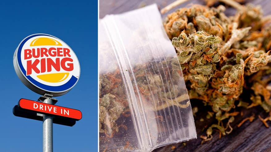 Two Burger King employees in New Hampshire are accused of allegedly selling marijuana through the fast-food restaurant's drive-thru. Prospective buyers used code words to buy and receive orders of weed